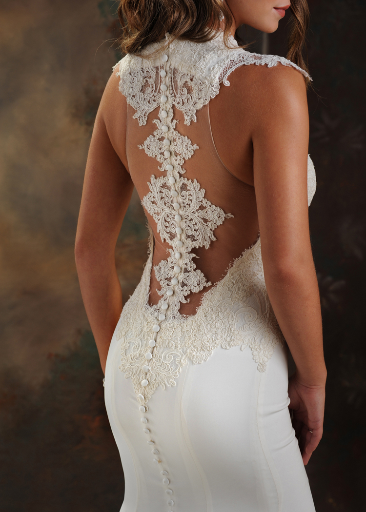 Couture by Sadie Custom Design wedding gowns