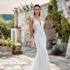 Eddy K Dreams Isabel wedding gown