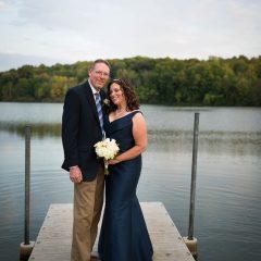 Jim Hjelm Occasions Dupioni A-Line Gown #bridalinspiration #weddinggowns #ido