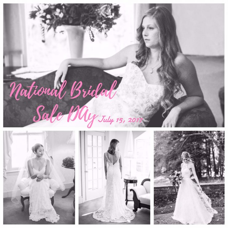 National Bridal Sale Day