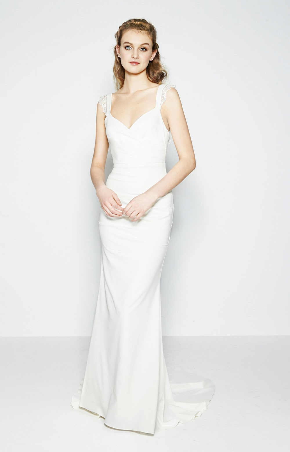 Nicole Miller Alexis Wedding Gown Sample Sale- All Brides Beautiful