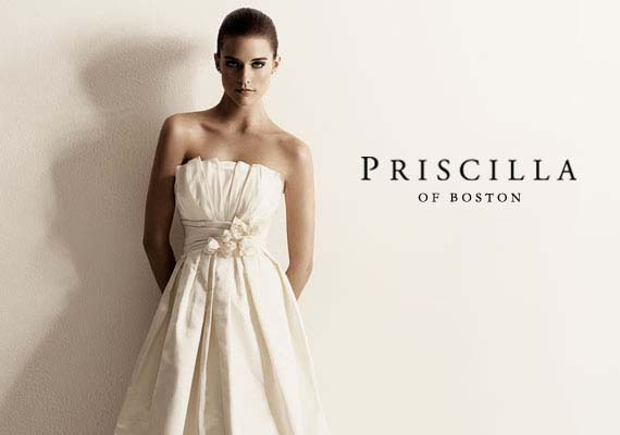 Priscilla Of Boston & Melissa Sweet Trunk Show. - All Brides Beautiful