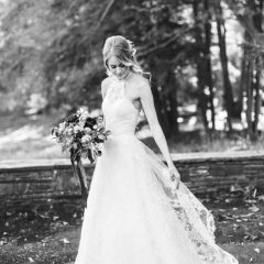 Modern Trousseau 'Courtney'