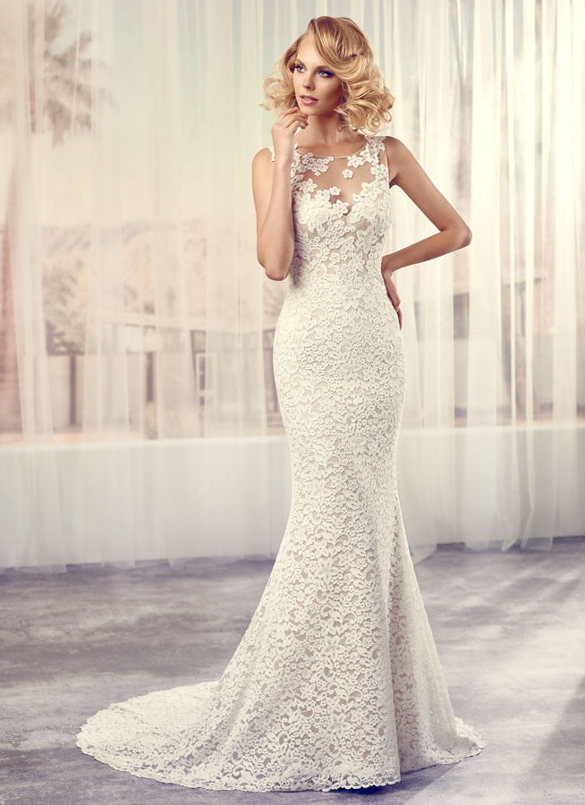 Le Papillon Sandrea wedding gown