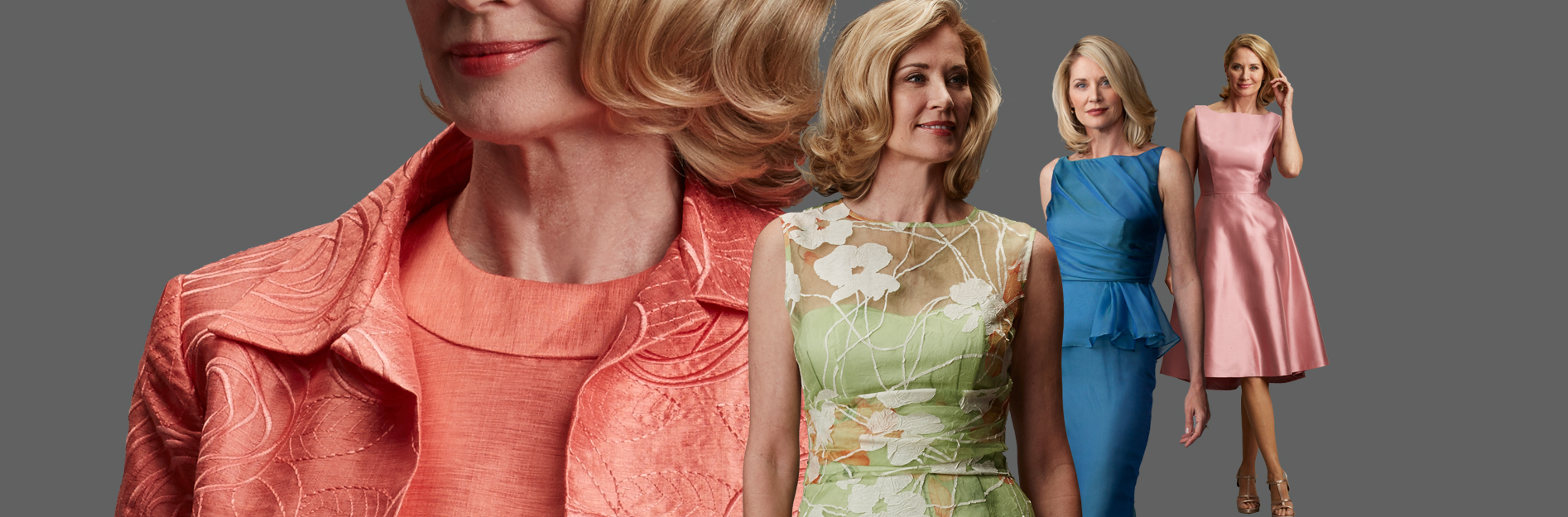 siri mother of the bride dresses