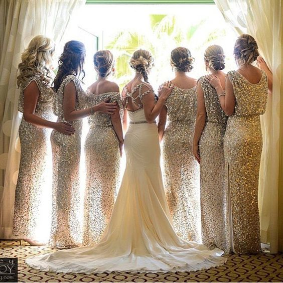 Fall 2016 Trends: Bridesmaid Edition
