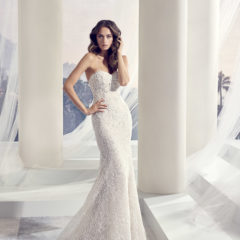 Le Papillon Talin wedding gown